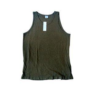 Urban Oufitters Green Tank Top for Women, Medium